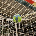 arrière plan but handball